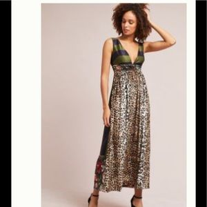 Anthropologie Carletta Maxi Dress